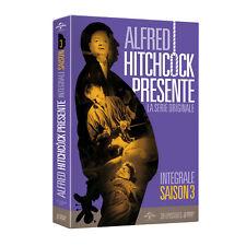 DVD ALFRED HITCHCOCK PRESENTE - LA SERIE ORIGINAL SAISON 3 NEUF