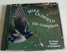 2 CD ALBUM BEST OF THE COMPLETE MIKE OLDFIELD 27 TITRES 1985