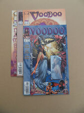 Voodoo 1 - 4 . Lot Complet . A. Moore .  Image 1997 / 98 . VF