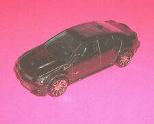 â� Hotwheels Black '09 2009 Cadillac Cts-V Sedan - Made In Malaysia