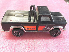 "BS7 Tonka Vintage Toy Pickup Truck Dirt Bike Rack 1970's Steel 7"" made in USA"