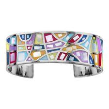 Bracelet en Acier Nacre & Couleur Pastel Stella Mia - Réf. 127226