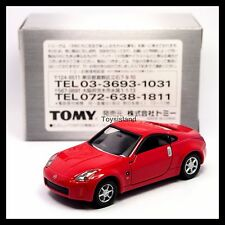 TOMICA LIMITED TL BEST Nissan Fairlady Z 1/58 TOMY Diecast Car Gift RED 55