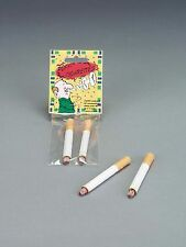 Fake Cigarettes - Jokes, Gags, Pranks - Halloween, Theatrical or Magical Prop