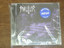 MARTYR To confirm when destruction comes CD