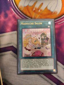 Madolche Salon ETCO-EN064 - 1st Edition Ultra Rare - Eternity Code NM