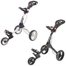 2020 Big Max IQ Classic 3-Wheel Golf Trolley -5 Yr Warranty Compact Folding Cart