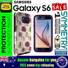 Patterned Water Resistant Mobile Phone Cases, Covers & Skins for Samsung Galaxy S6