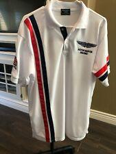 Hackett Aston Martin Racing polo shirt - Large - Brand NEW