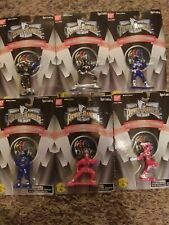 Mighty morphin power rangers movie action figures