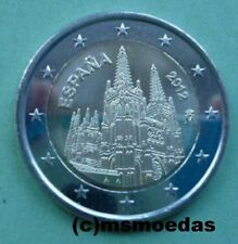 Spagna 2 EURO MONETA COMMEMORATIVA 2012 cattedrale V. Burgos euro moneta commemorative