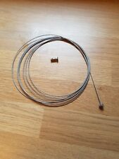 Lambretta STANDARD INNER THROTTLE CABLE/ EXTRA LONG WITH NIPPLE
