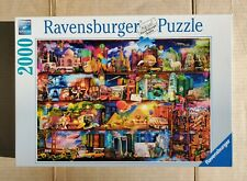 Ravensburger 29.5 x 38.5 Aimee Stewart 2000 Jigsaw Puzzle Used Once