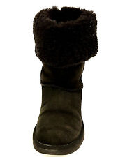 Ugg Australia S/N 5815 Brown Sheepskin Classic Tall Boots Women's Size 7 USA