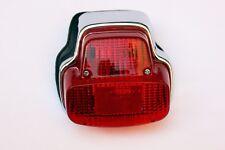 Vespa Vbb , Vba, VM, VN, Super, Vl 150 125 - Sprint Trasera Luz Posterior Cromo
