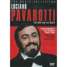 Luciano Pavarotti - The Man And His Music (DVD, 2005)
