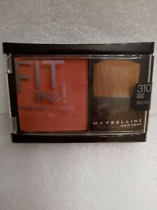 Maybelline Fit Me! Blush 310 Deep Wine new and sealed
