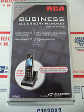 Rca IP060S Business Class VoIP Cordless Accessory Handset For IP160S Black