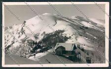 Pistoia Abetone Foto cartolina EE1005