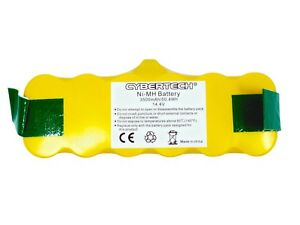 High Capacity Ni-Mh Battery Compatible for iRobot Roomba 500 600 700 800 Series