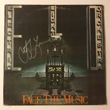Jeff Lynne Signed Electric Light Orchestra Face The Music JSA # R18333 Autograph
