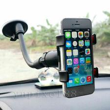 Car Mount Cell Phone Bracket GPS Stand Holder Windshield Mount 360° Rotation US