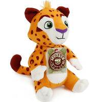 LEO Leo & Tig Talking Plush Soft Toy Лео и Тиг 8''/20 cm