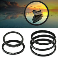 Lot 52 55 58mm UV Ultra-Violet Filter Lens protector For Nikon Canon Sony Camera
