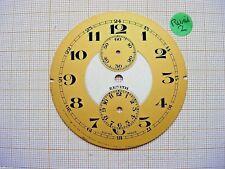 Cadran pendulette Zifferblatt ZENITH Clock montre dial réveil 69 mm horloger N2