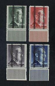 CKStamps: Austria Stamps Collection Scott#424-427 Mint H OG