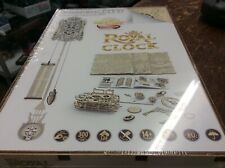 Wooden City Wooden Mechanical Models Royal Clock