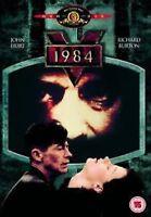 1984 - George Orwell, Richard Burton, John Hurt Brand New Sealed UK Region 2 DVD