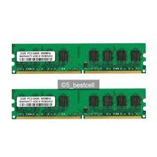 NEW 4GB 2x 2GB DDR2-800MHZ PC2-6400 Memory Dell OptiPlex 740 745 755 760D 960