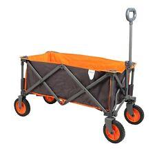PORTAL Collapsible Folding Outdoor Camp Utility Wagon Garden Cart Shopping Cat