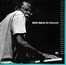 Matthew Shipp Duo w William Parker – DNA -Thirsty Ear – thi 57067.2 - CD - VG