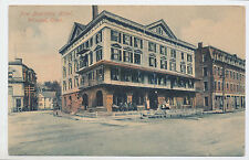 Rare ca. 1910 Beardsley Hotel Winsted Connecticut Ct Post Card