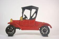 Cast Iron Doorstop Model T Style Car