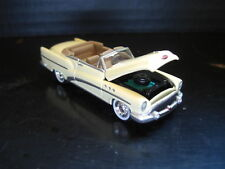 1953 Buick Roadmaster Convertible with Rubber Tires Loose 1/64 Die Cast