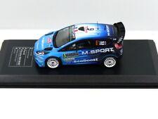 Ford Fiesta RS WRC Rallye Monte Carlo 2016 Camilli 1:43 IXO Direkt Voiture 1608