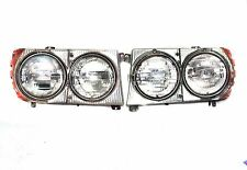 Mercedes W107 R107 Driver/ Passenger Headlight Assembly set 380SL 450SL 560SL