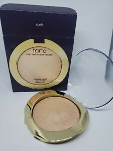 Tarte Shape Tape Glow Powder STARLIT SWATCHED *READ