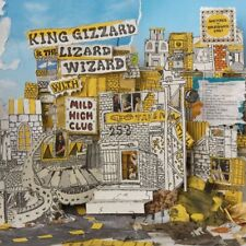King Gizzard & The Lizard Wizard - Sketches Of Brunswick East (NEW CD)