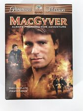 Macgyver The Complete First Season 6 Dvd Set