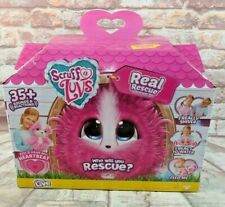 Little Live Scruff-a-Luvs Plush Mystery Electronic Rescue Pet - Real Rescue New!