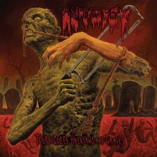 Autopsy – Tourniquets, Hacksaws And Graves LP Vinyl / New (2014) Death Metal