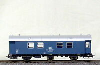 MBT H0, 8731212, Wohn-Schlafwg, 3-achs, blau, Fertigmod, Roco-Basis, 25 776-8