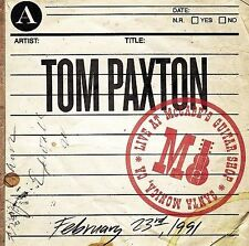 TOM PAXTON - Live at McCabe's Guitar Shop (folk) CD Brand New Factory Sealed