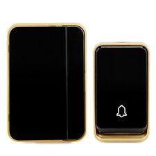 Battery Free Wireless doorbell Digital Door Chime  Ac/dc Wireless Door Bell new