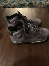 Jordan 7 size 7 Lavender and Mint green Rare used good condition 2014