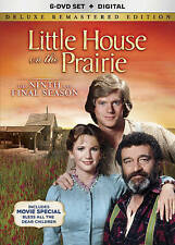 Little House on the Prairie - Season 9 (DVD, 6Discs) Christmas Gift! NIP! Family